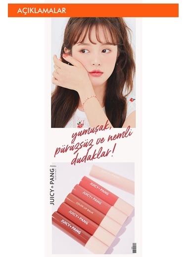 Missha Uzun Süre Kalıcı Canlı Renkli Nemlendirici Dudak Balmı Apıeu Juicy-Pang Color Lip Balm (Cr02) Renksiz
